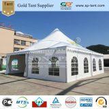 Tenda stampata su ordine del Pagoda del PVC per gli eventi di cerimonia nuziale