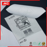 Papier thermosensible direct de Fdex d'étiquette d'expédition de fournisseur