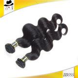 Cabelo brasileiro de extensões do cabelo humano da onda do corpo