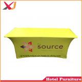 Pano quente do Spandex da tabela da barra do Sell para o casamento/banquete/hotel