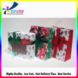 Aufbereitetes Material-Merkmal nehmen kundenspezifische Ordnungs-verpackenkarton-Geschenk-Kasten an