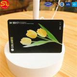 Carte en plastique d'IDENTIFICATION RF imprimable du contrôle d'accès S50 1K pour le blocage