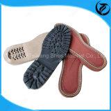 Dureza elevada solas de sapatos coloridos personalizáveis com certificação SGS