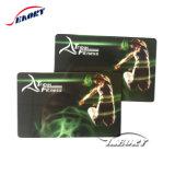 Cartão de PVC personalizado Cartão de plástico com Lupa