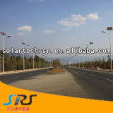Alta qualità 3-5 anni di indicatori luminosi solari della garanzia 4m 30W LED