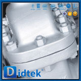 Didtek DIN En1092-1のフランジの上昇の茎のゲート弁