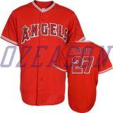 Трикотажные изделия бейсбола команды OEM Cusotmized Китая с логосом вышивки (B009)