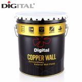 Half-Gloss Crack-Resistant Water-Proof внешней стене здания краски покрытие