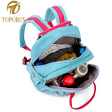 Estilo Europeu Saco de ombro com mochila de Maternidade Fraldas para bebés Mamãe Bag Sacola grande viagem