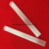 販売のための高温乳白色の白い水晶ガラス管