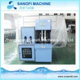 5 Gallonen-Haustier-Ausdehnungs-Schlag-formenmaschinen-halbautomatische verwendete Plastikmaschinerie