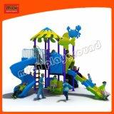De openlucht BinnenSpeelplaats van de Kinderen van de Reeks van Kidscenter van de Speelplaats (5225B)