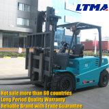 Fait dans le prix de chariot élévateur de la Chine Ltma le chariot élévateur électrique de 5 tonnes