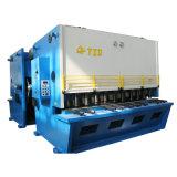 Le cisaillement de cisaillement hydraulique machine/machine à froid de cisaillement de la plaque (QC12Y-25*3200)