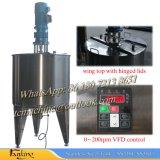 misturador do grupo do aço 300L inoxidável para o suco
