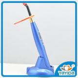 Luz de cura colorida LED Dental Luz de cura