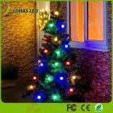 Bulbo G14 minúsculo amarelo da ampola do globo do diodo emissor de luz de E27 1.5W para a decoração do Natal