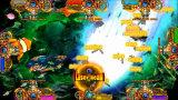 Горячий король дракона грома сбывания машины видеоигры охотника рыб сокровищ
