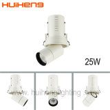 Project 125mm Cut Hole 25W 20W Round LED Spot Light