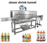 Halb-Selbstbeschriftenelektrizitäts-Kennsatz-Wärmeshrink-Tunnel für Plastik- oder GlasBotle