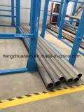 Excelente precisão de aço tubo do transportador da China