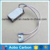 高品質Eカーボン金属のカーボン・ブラシRC53のための販売