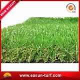 Altura artificial da grama 40mm da qualidade de Hiqh da cor da paisagem quatro