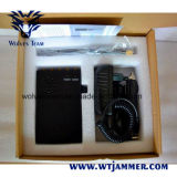 3W Jammer teléfono portátil & Lojack y GPS Jammer