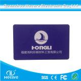Cmykは近さ125kHz ISO11784 Tk4100 RFID IDのカードを印刷した