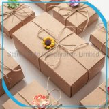Meilleur Prix pliage recyclables emballages en carton Kraft Case personnalisé