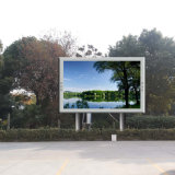 A todo color de electrónica de la pantalla LED de exterior de la Junta de Publicidad