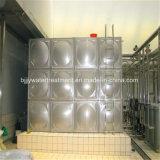 Tanks van de Opslag van het Hete Water van het Roestvrij staal van de Levering van de vervaardiging de Vierkante