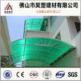 Алюминиевый лист поликарбоната автопарков с автопарком металла крыши новой используемым конструкцией к гаражу