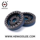 Vínculo de resina 10s de moagem de vidro Bk Bd da roda de polimento