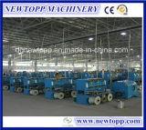 Máquina de encalhe único horizontal (marcação/ Certificados de patente)