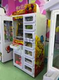 Macchina del gioco di vendita della gru della branca della caramella della macchina del regalo del giocattolo della galleria