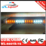 72W Lineaire LEIDENE van de Auto van de waarschuwing Lichte Staven DC12-24V
