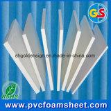 Folha Printable da espuma do PVC do branco 3mm para anunciar o uso