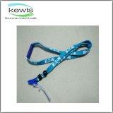 Don sublimación térmica estilo elástica Diseño diferente cordón personalizado