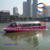 grande Cina FRP tassì dell'acqua della vetroresina di 12.8m 32p