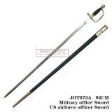 Noi spada 93cm Jot073A degli ufficiali militari della spada degli ufficiali di aeronautica