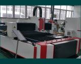 Máquina de estaca de alta velocidade do laser da fibra com o gerador de Alemanha Ipg