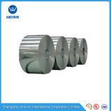 Bobine d'acier galvanisé recouvert de matériaux de construction