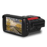 HD радара скорости тройной электронных собак встроенный GPS-устройство записи движения