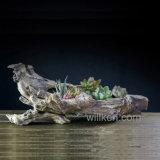 Vasos de plantas decorativas artificial Piscina Plantas suculentas Pot