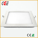 Las luces del panel de luces de techo LED 3W-36W luces del panel de LED de luz tenue