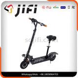 scooters 350W électriques pliables avec la batterie au lithium