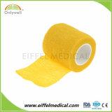 Niet-geweven Samenhangende Verbanden met Latex en latex-Vrije Lichte Zelfklevende FDA van Ce ISO
