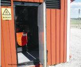 50kw Containerized CHP van het Biogas in Tsjech