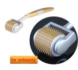 Terapia di titanio senza giunte di Dermaroller 192 Zgts Microneedle del rullo per l'acne della cicatrice
